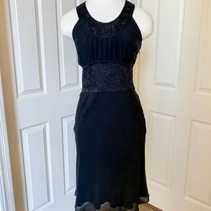 Catherine Malandrino Silk Cocktail Dress